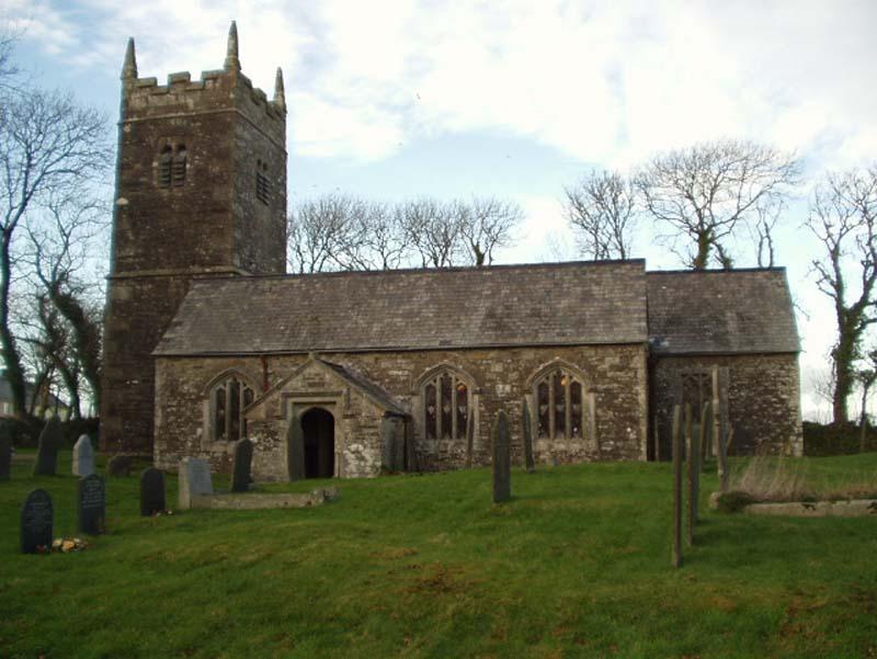 Otterham - Parish Church