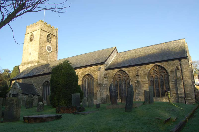 Padstow - Parish Church