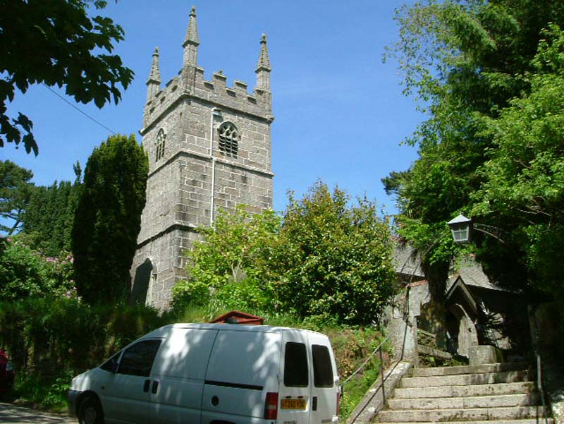 Perranarworthal - Parish Church