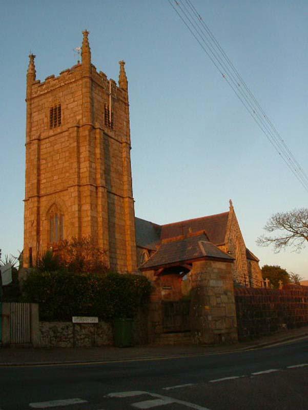 Phillack - Parish Church