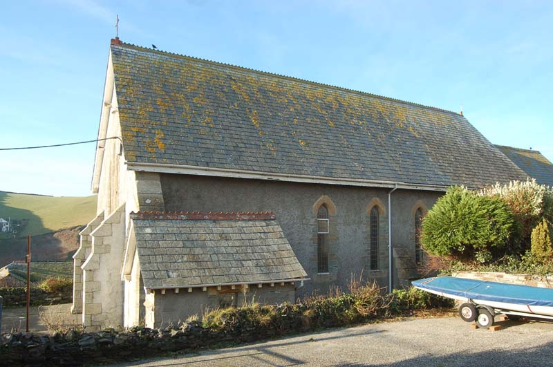 Port Isaac - Parish Church