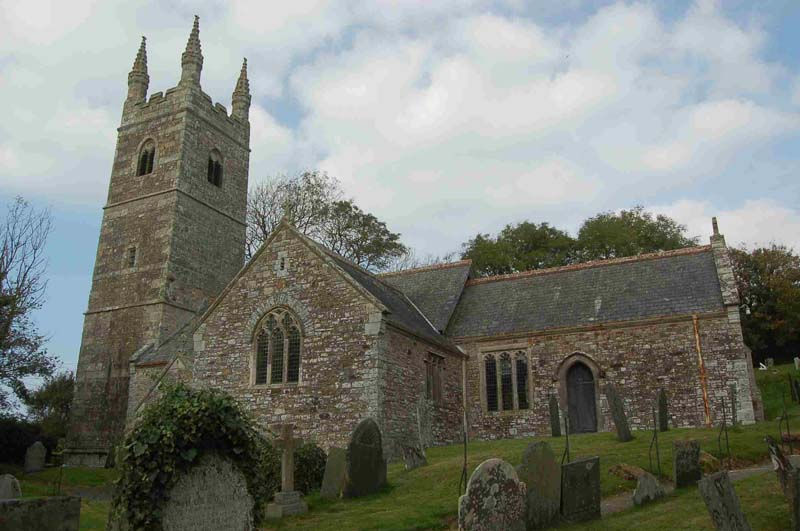 Poundstock - Parish Church