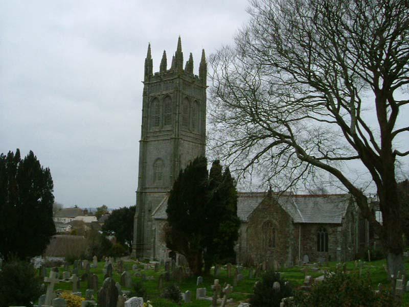 Probus - Parish Church