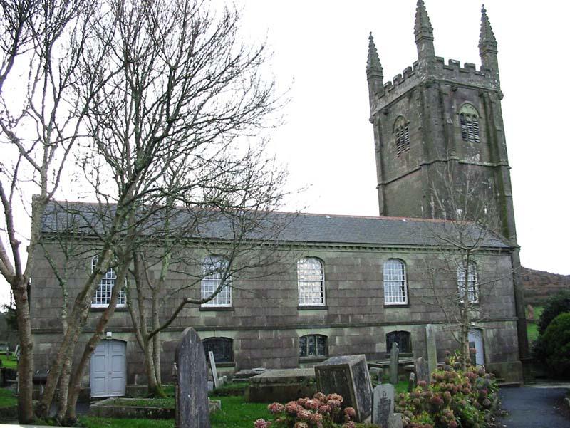 Redruth - St Uny - Parish Church