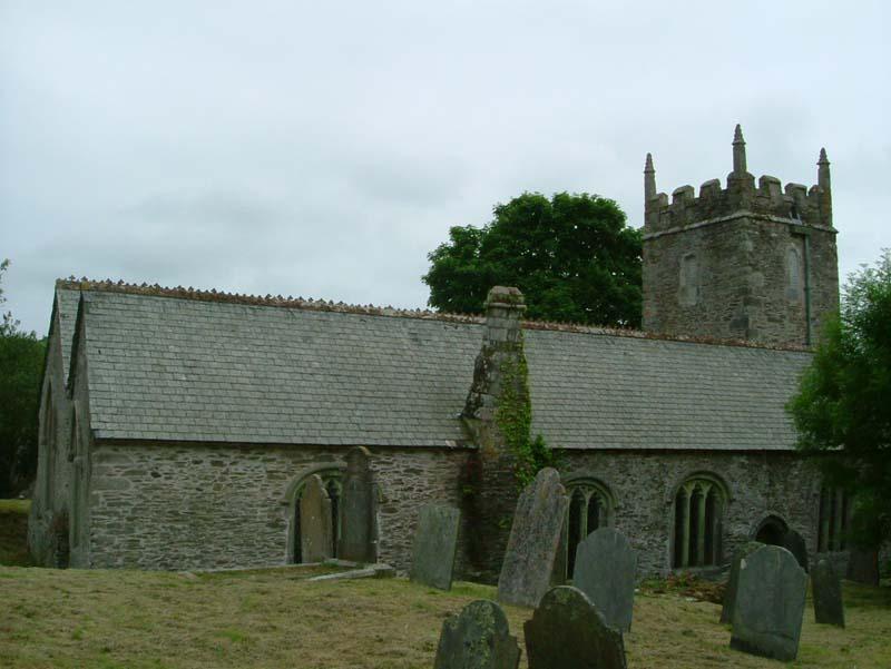 Ruan Lanihorne - Parish Church