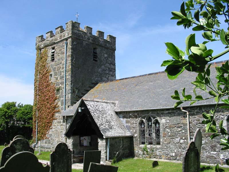 Ruan Minor - Parish Church