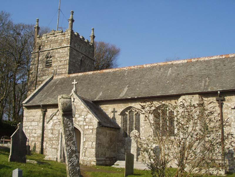 Sancreed - Parish Church