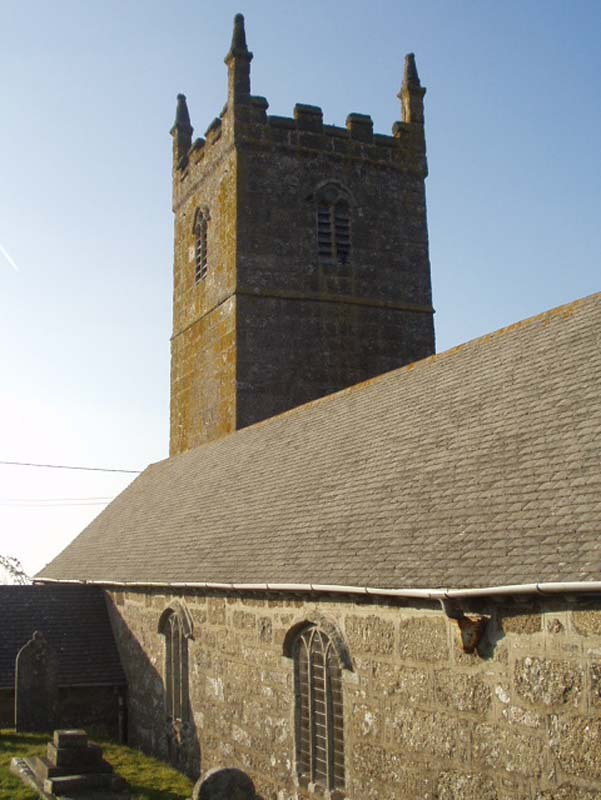 Sennen - Parish Church