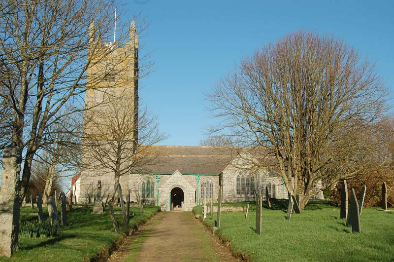 Sithney - Parish Church