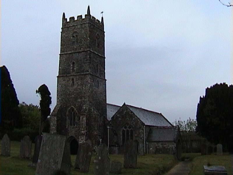 South Hill - Parish Church