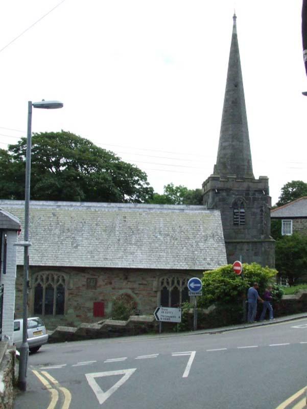 St Agnes - Parish Church