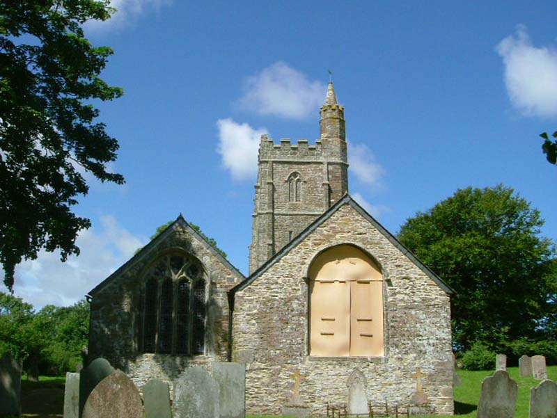 St Allen - Parish Church