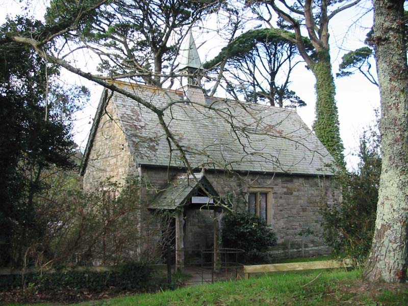 St Anthony in Roseland - Parish Church