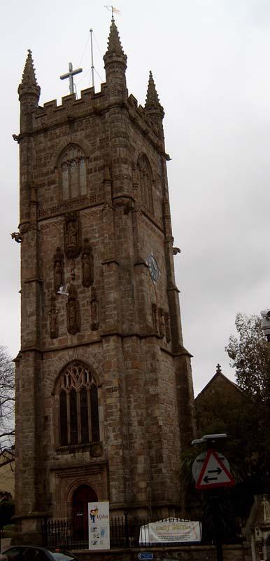 St Austell - Parish Church