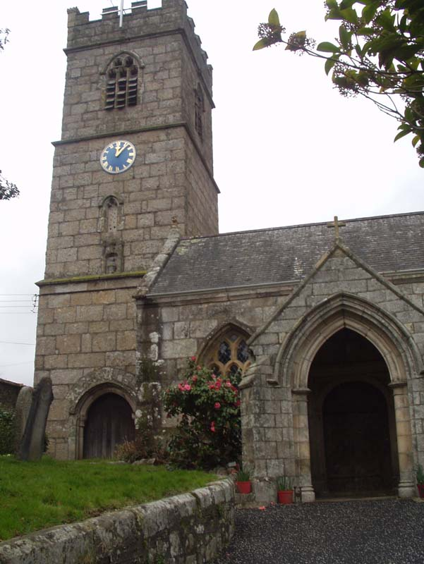 St Blazey - Parish Church