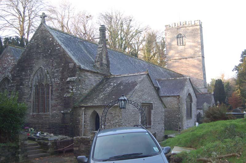 St Breock - Parish Church