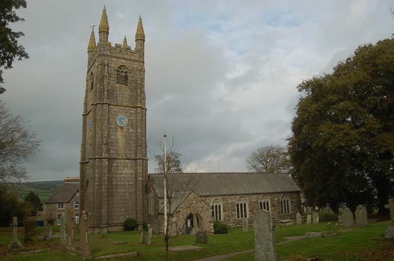 St Cleer - Parish Church