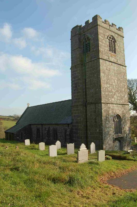 St Clether - Parish Church