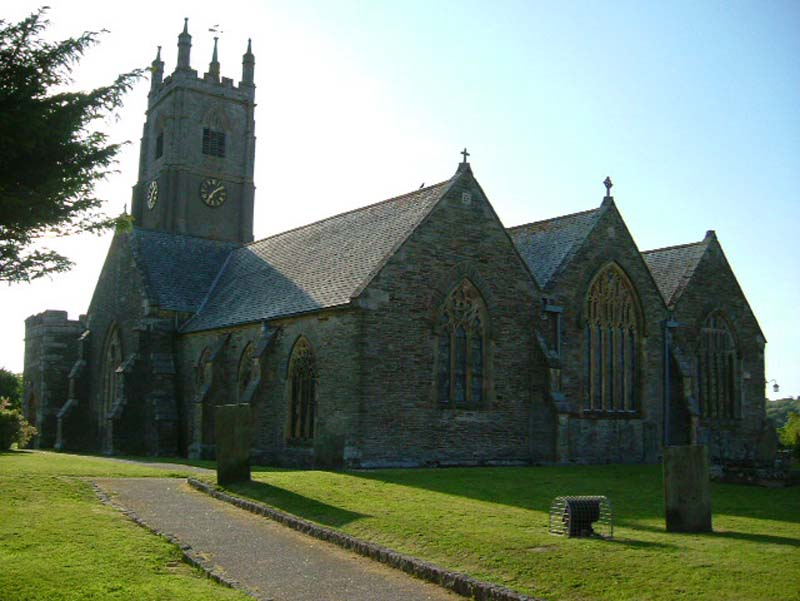 St Columb Major - Parish Church