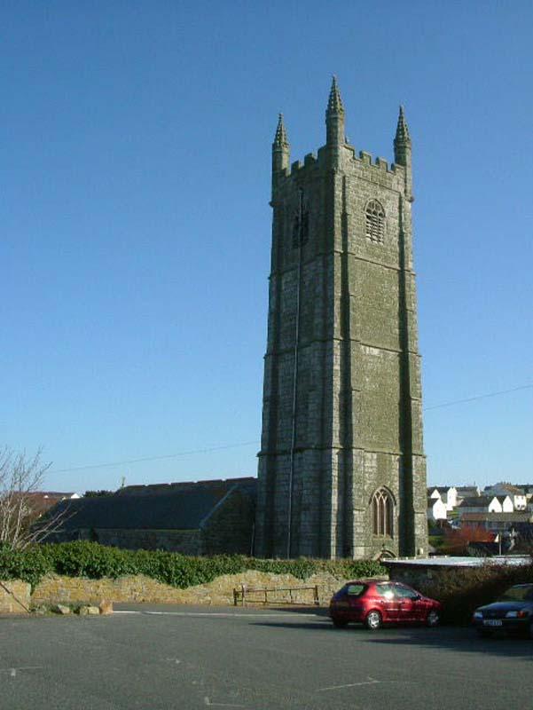 St Columb Minor - Parish Church