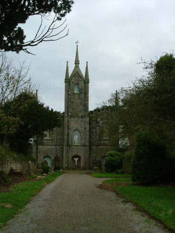 St Day - Parish Church
