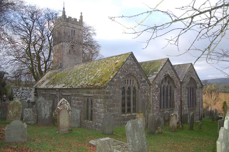 St Dominick - Parish Church