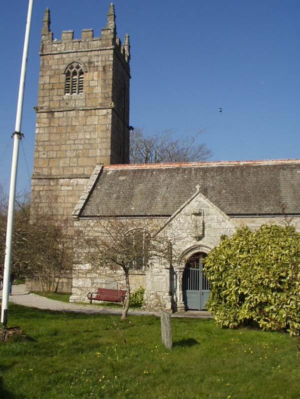 St Erth - Parish Church