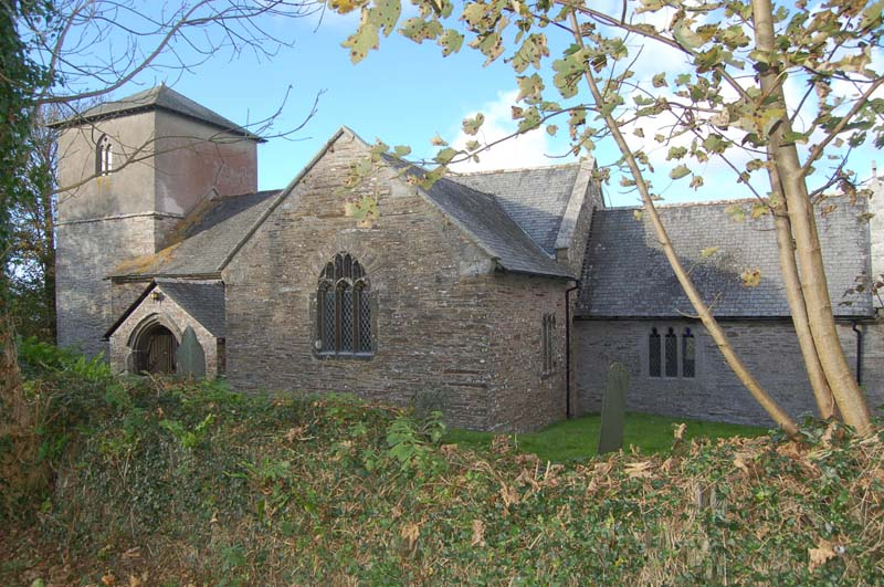 St Ervan - Parish Church