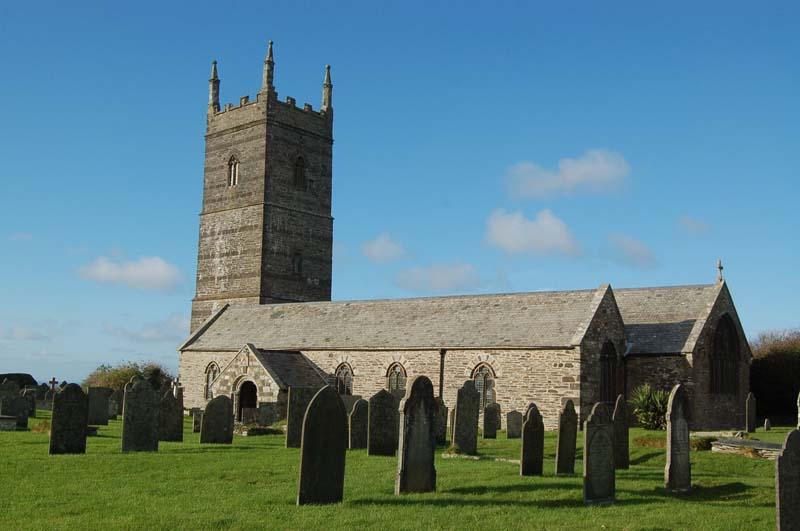 St Eval - Parish Church