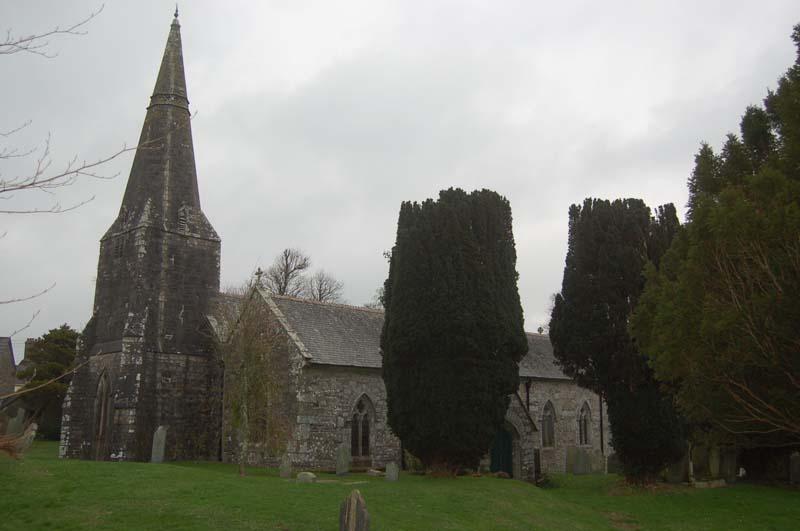 St Ewe - Parish Church