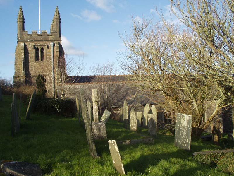 St Gennys - Parish Church