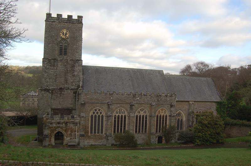 St Germans - Parish Church
