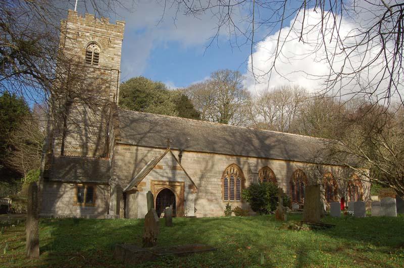 St Gluvias - Parish Church