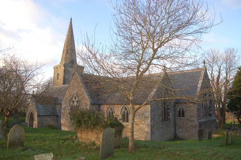 St Hilary - Parish Church