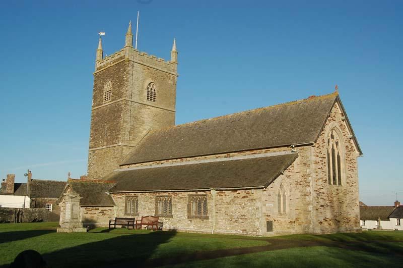St Issey - Parish Church