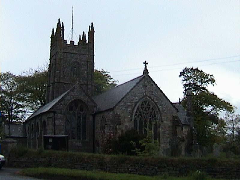 St Ive - Parish Church