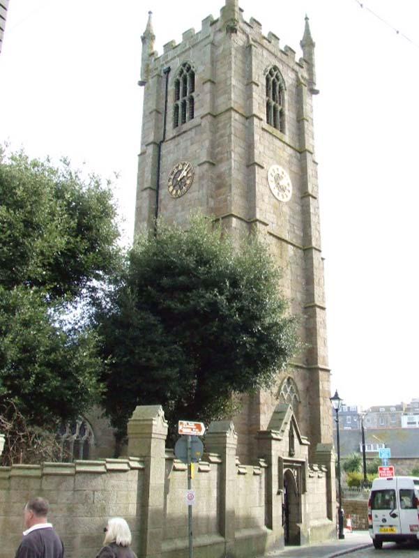St Ives - Parish Church