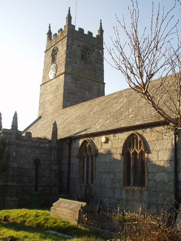 St Just in Penwith - Parish Church