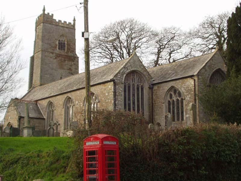 St Kew - Parish Church