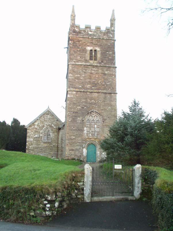 St Keyne - Parish Church