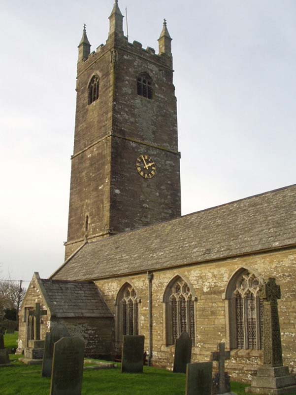 St Mabyn - Parish Church