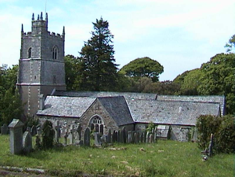 St Martin by Looe - Parish Church