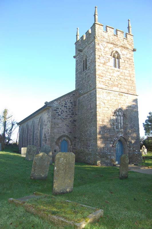 St Martin in Meneage - Parish Church