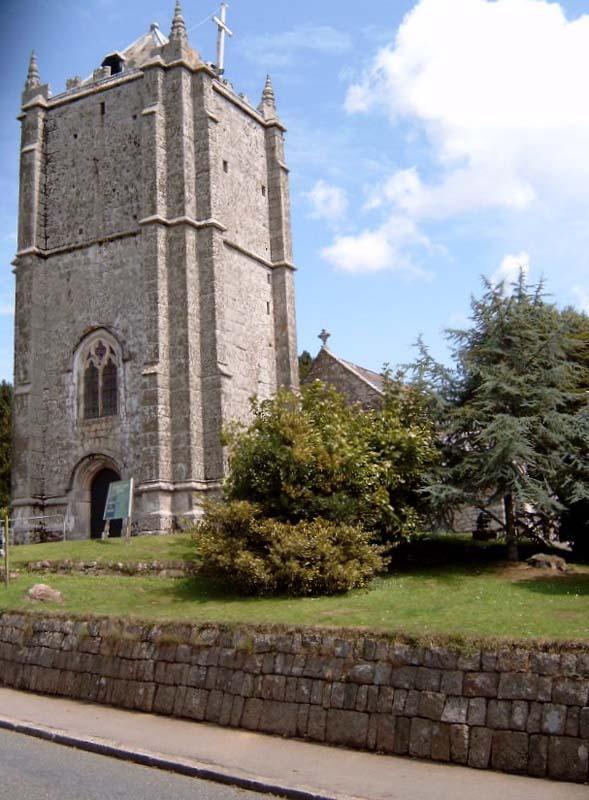 St Mewan - Parish Church