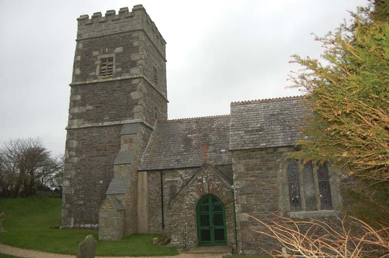 St Michael Caerhays - Parish Church