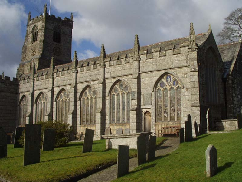 St Neot - Parish Church