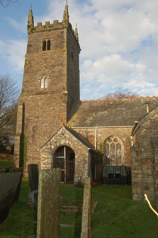 St Pinnock - Parish Church