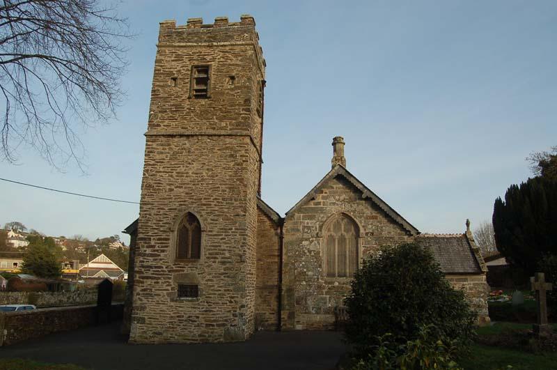 St Thomas by Launceston - Parish Church