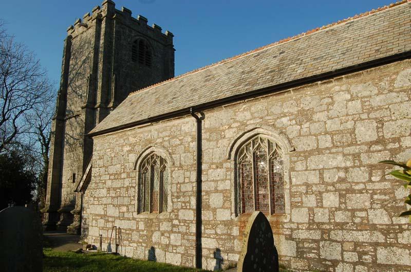 St Wenn - Parish Church