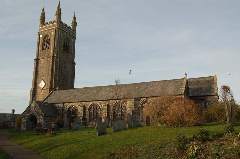 Stoke Climsland - Parish Church